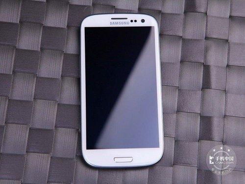三星Galaxy S III正面图片