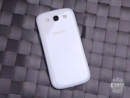 三星Galaxy S III背面图片