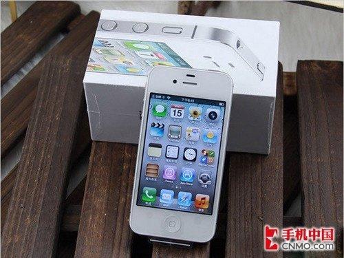 苹果iPhone 4S正面图片