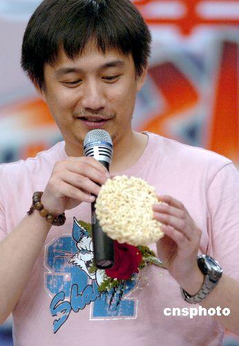 黄磊加盟芒果台任新节目主持人 何炅赞对方很