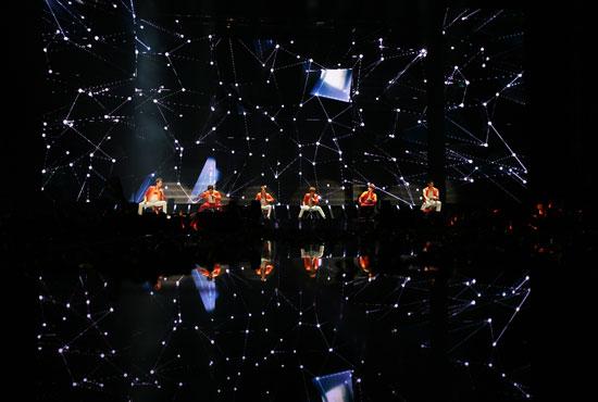 神话组合首尔演唱会现场