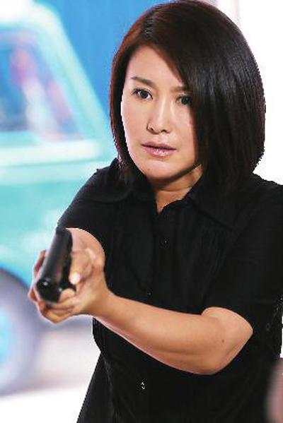 王茜在 重案六组4 饰演季洁