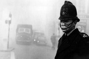 伦敦烟雾事件