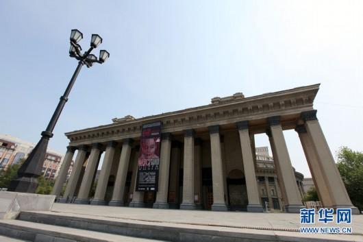 超过莫斯科大剧院的新西伯利亚歌剧和芭蕾舞剧院
