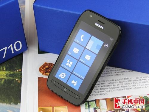 诺基亚Lumia 710