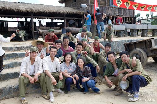 搜狐娱乐讯 45集现实主义题材电视剧《知青》自在央视综合频道图片