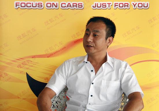 天安汽车贸易集团公司总经理:褚振亮