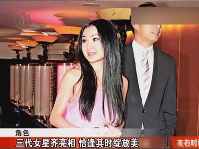 45岁温碧霞美艳现身 揭与富豪老公秘事 【人人网 - 分享】