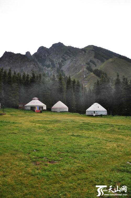 乌鲁木齐/南山牧场...