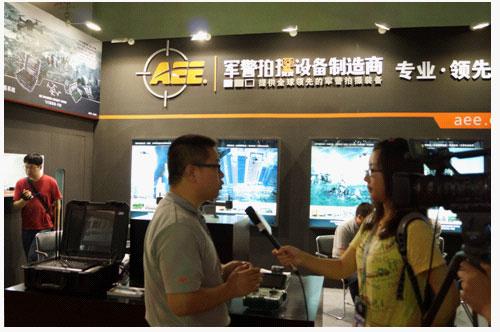 科技 飞行器/一电科技项目部负责人接受中国航空报社采访...