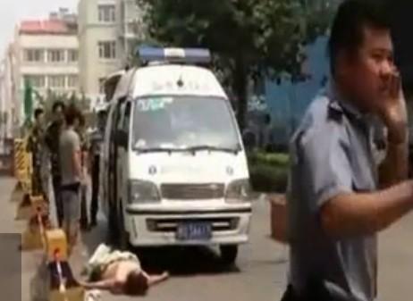 视频截图   本报6月19日讯