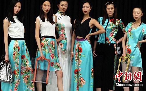 新丝路模特将赴日本上演《丝路传情》