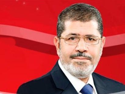埃及新当选总统穆尔西