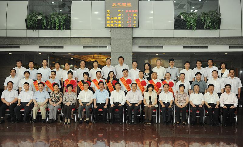 财政部举办全国先进会计工作者(注册会计师系列)表彰大会