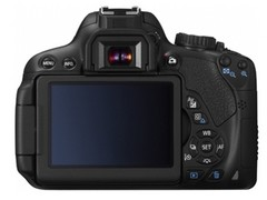 采用触摸式液晶屏 佳能650D套机售5299元