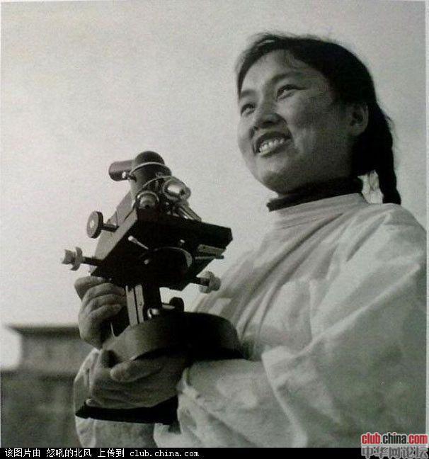 毛泽东时期普通劳动者的珍贵照片