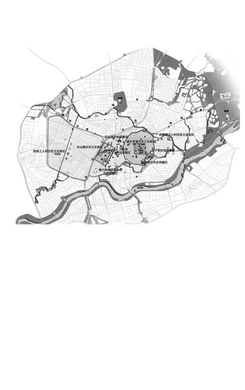 """方城改名""""盛京皇城"""" 周边限高(组图)图片"""