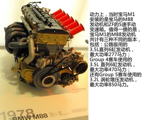 宝马唯一量产超跑M1解读 M历史的开创者(3)