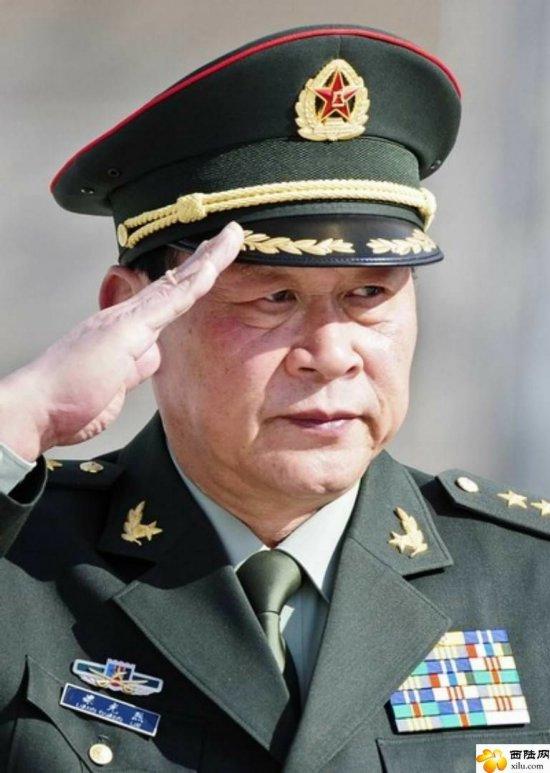 国防部长 梁光烈