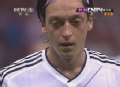 进球视频-铁卫手球送礼厄齐尔点射 德国1-2落后