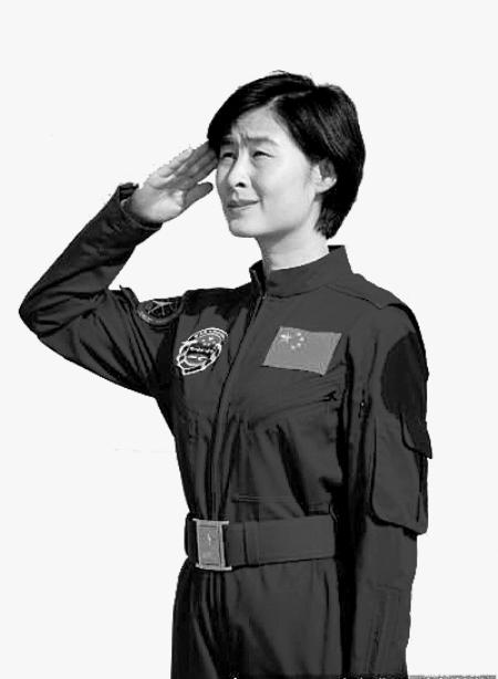 中国首位航天女英雄是这样炼成的