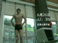 《向上吧!少年-成长秀片花》20120701 贴身跟拍包迪健身游泳为比赛做准备
