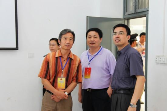 2012年公安现役院校招生面试工作在河南警察学院进行