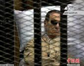 穆巴拉克执意收看新总统就职仪式 心理状况恶化