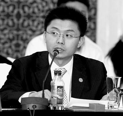 泸州老窖股份有限公司副总裁谭雄在食品安全闭门会上谈到泸州老窖占领市场靠的是品质