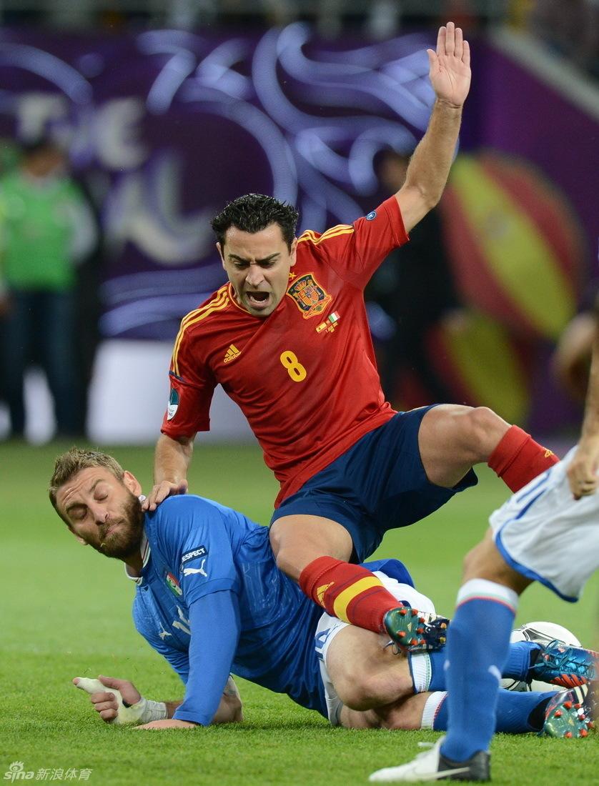 2012年欧洲杯:西班牙蝉联冠军(组图)图片