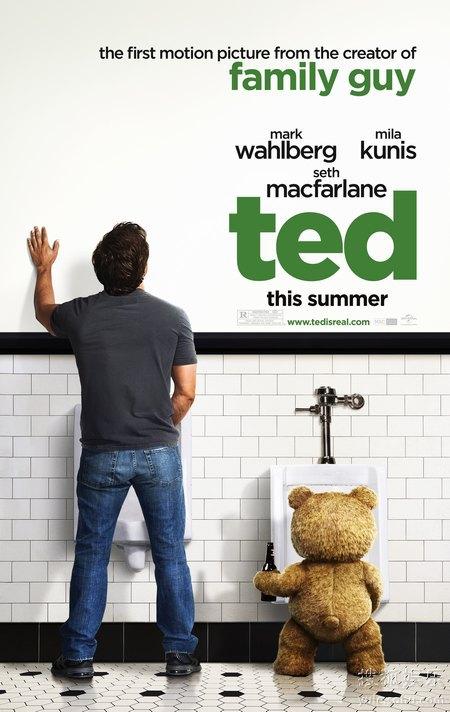 《泰迪熊》Ted