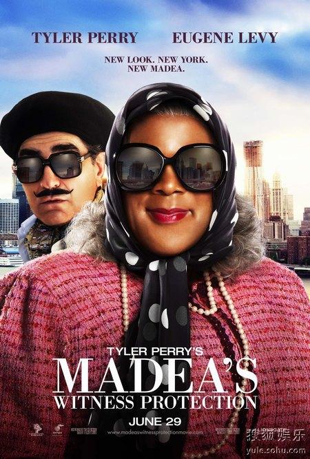 《黑疯婆子的证人保护计划》Madea's Witness Protection