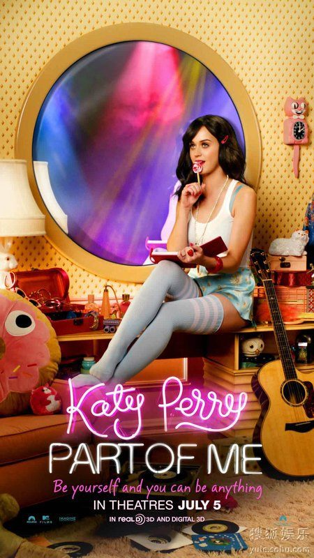 《凯蒂-派瑞:部分的我》Katy Perry Part of Me