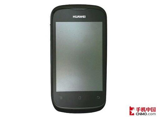 华为c8655手机正面图片