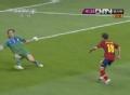 进球视频-阿尔巴接妙传演单刀 西班牙2-0意大利