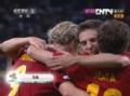 视频-欧洲杯决赛进球串烧 托雷斯一传一射建功