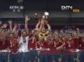 视频-欧洲杯历史首现卫冕 斗牛士4球造最大胜利