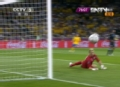视频-欧洲杯十佳扑救 布冯神扑哈特飞身阻伊布