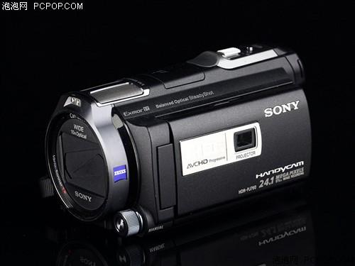 即拍即看 索尼HDR-PJ760E套装售8900