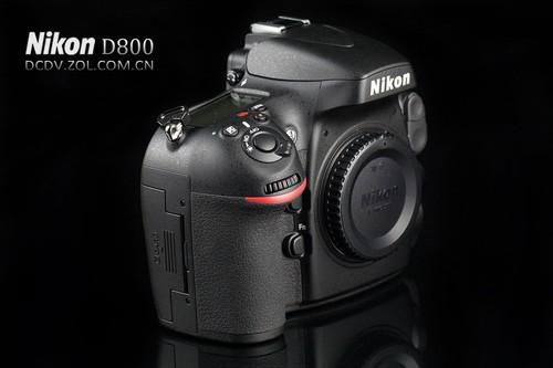 超高像素优质画面 尼康D800报价23900元