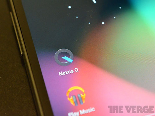 Nexus Q程序
