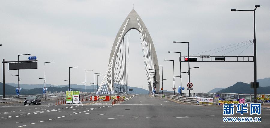 """揭开韩国""""行政中心城市""""世宗市的神秘面纱"""