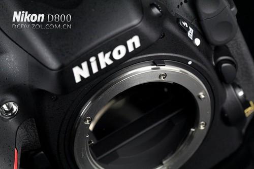 尼康 D800 机身卡口