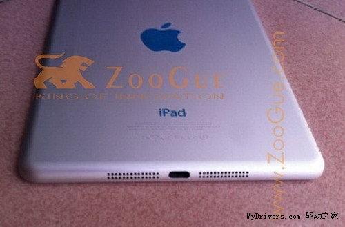 326ppi视网膜屏附体!苹果iPad Mini 10月亮相