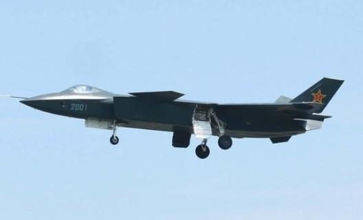 中国最新歼20隐形战斗机