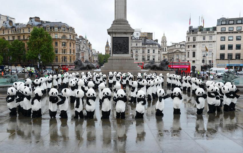 【环球网报道 记者 朱盈库】据外媒7月4日消息,当地时间4日,英国首都图片