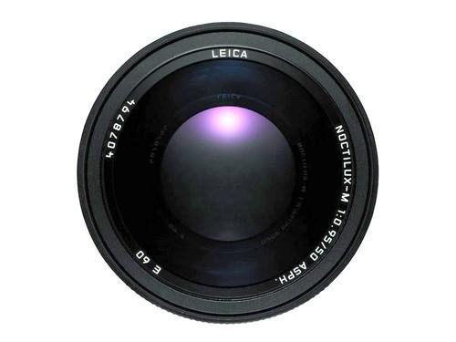 顶级超大光圈 徕卡50mm f/0.95 镜头报价