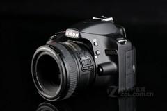 尼康 D3200黑色 侧面图