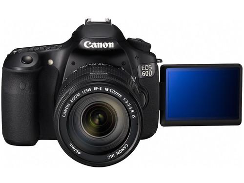 图为:佳能EOS 60D数码单反相机-与入门机型拼价格 佳能60D单机降