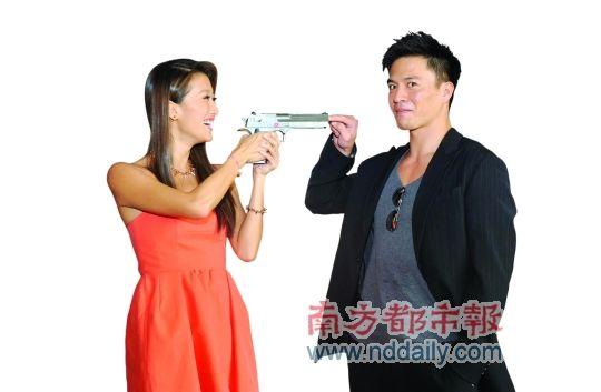 谢婷婷安志杰电影_安志杰谢婷婷恩爱:我与谢婷婷就差一顿喜酒-搜狐娱乐